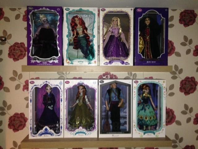 disney dolls